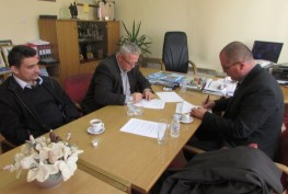 Potpisan ugovor za asfaltiranje lokalne ceste Gračanica-Klek