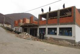 Rekonstrukcija i nadogradnja Osnovne škole u Ustirami