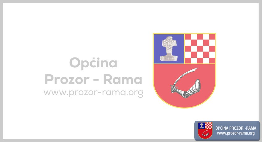 Odluka o radnom vremenu ugostiteljskih objekata na području općine Prozor-Rama
