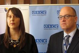 Šef Misije OSCE-a Johnathan Moor idući tjedan u Općini Prozor-Rama