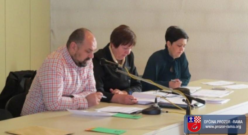 NAJAVA: Sjednica Općinskog vijeća Prozor-Rama