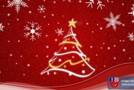 Božićna čestitka Načelnika općine Prozor-Rama