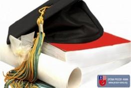 Natječaj za dodjelu stipendija redovnim studentima za akademsku 2016./17. godinu