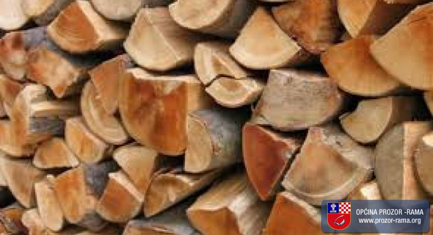Odluka o izboru ponuditelja za nabavu ogrjeva