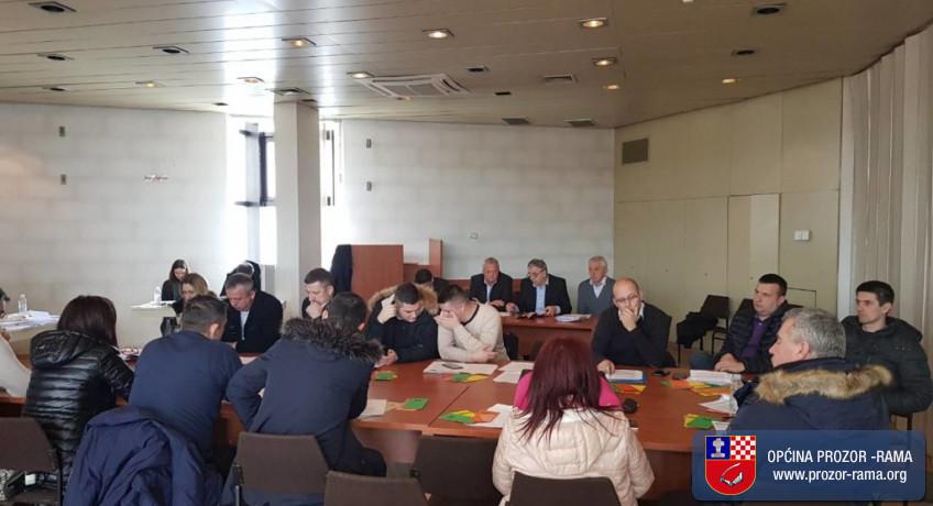 Poziv na 16. sjednicu Općinskog vijeća Prozor-Rama