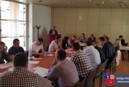 Poziv na 18. sjednicu Općinskog vijeća Prozor-Rama