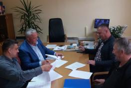 Potpisan Ugovor za sanaciju i asfaltiranje lokalnih cesta i ulica na području općine Prozor-Rama