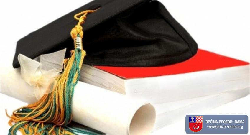 Preliminarna lista studenata koji ispunjavaju uvijete natječaja za akademsku 2019/2020 godinu
