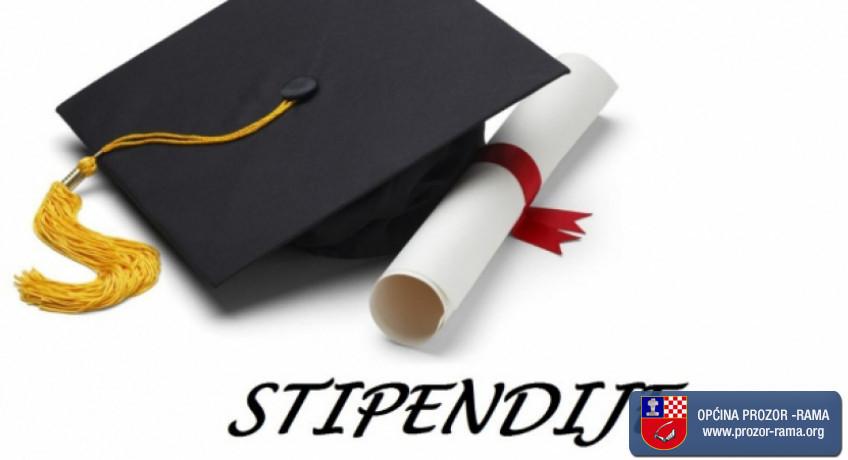 Natječaj za dodjelu stipendija redovitim studentima u akademskoj 2020./21. godini