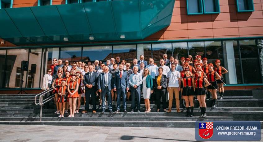 Povodom Dana općine održana Svečana sjednica i otvorena nova zgrada Općine