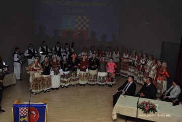 Dan općine Prozor - Rama 2014.