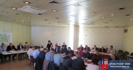 Poziv na 19. sjednicu Općinskog vijeća Prozor-Rama