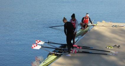 Najbolji hrvatski veslači treniraju na Ramskom jezeru