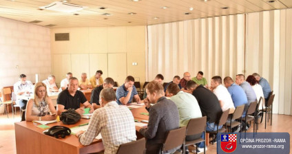 Poziv na 12. sjednicu Općinskog vijeća Prozor-Rama