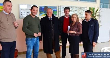 Općina Prozor - Rama dograđuje Srednju školu Prozor