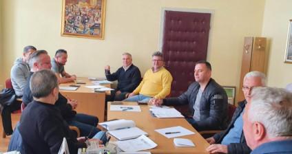 Održan radni sastanak na temu Organiziranje i financiranje sporta u 2021. godini