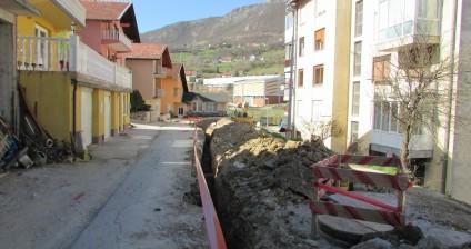 Nastavljeni radovi u dijelu Splitske ulice