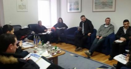 """Održan 12. Koordinacijski sastanak projekta """"Staza Gospi Sinjskoj"""""""