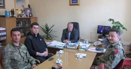 Načelnik razgovarao s LOT timom Eufor-a iz Jablanice