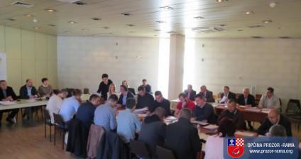 Poziv na 30. sjednicu Općinskog vijeća Prozor-Rama